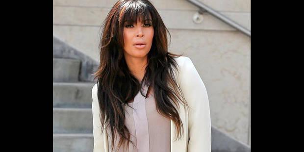 Les caprices  de Kim Kardashian - La DH
