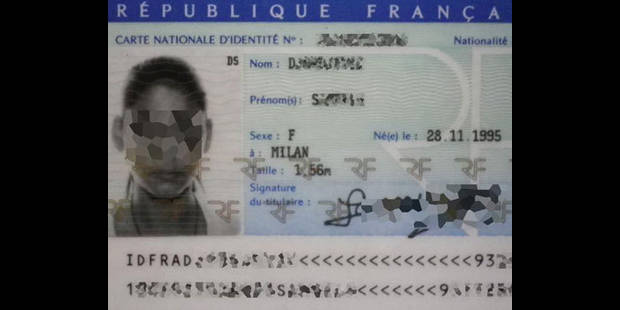 Une Française de 17 ans a fait de la prison en Belgique - La DH