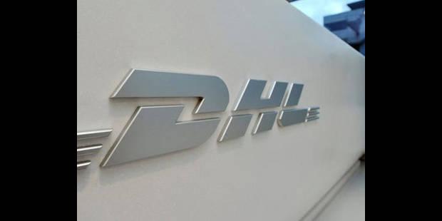 Le patron de DHL s'inquiète pour la Belgique - La DH