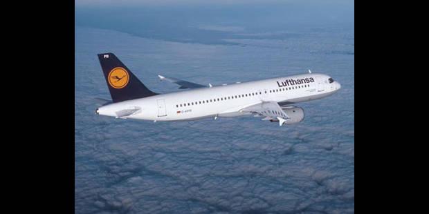 Grève à Lufthansa: plusieurs vols annulés à Bruxelles - La DH