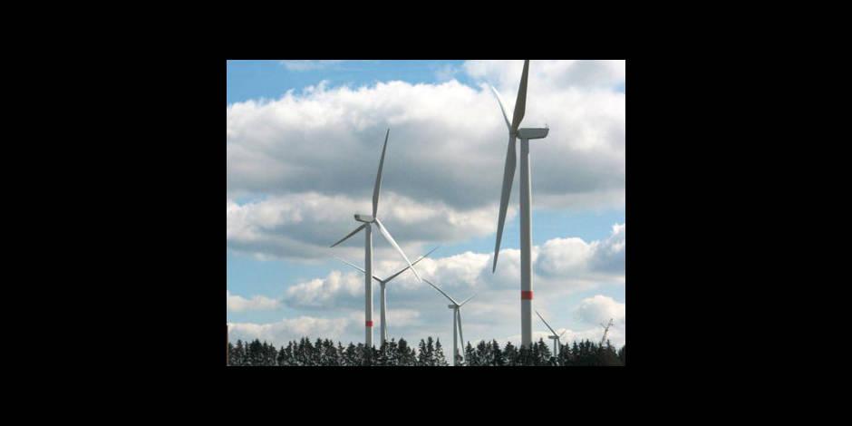 Un nouveau parc éolien livrera de l'électricité pour 7.000 ménages à Perwez