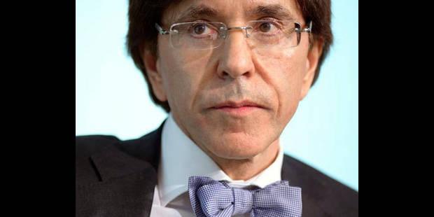Manifestation contre l'austérité: Di Rupo continue à plaider rigueur et relance - La DH