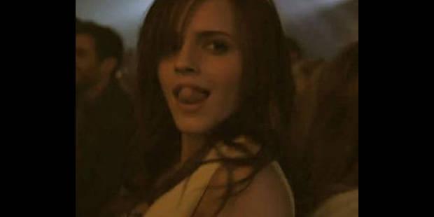 Emma Watson se rebelle - La DH