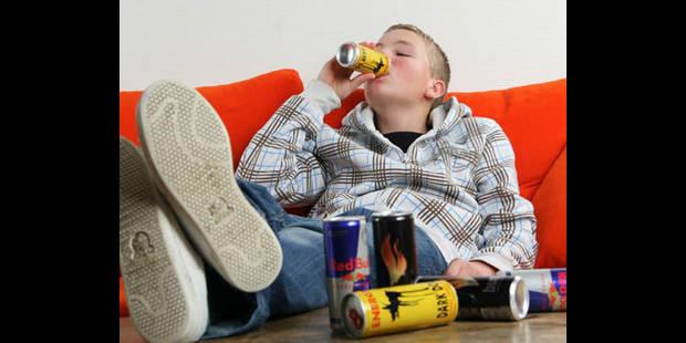 Les ados accros aux boissons énergisantes - La DH