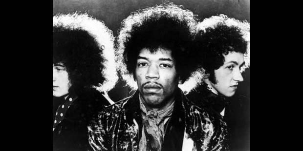 Nouvel album de ... Jimi Hendrix - La DH