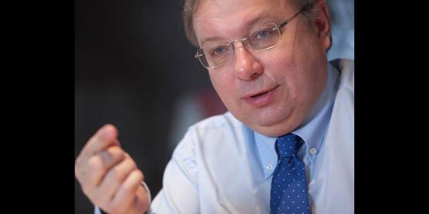 Navette gare du Midi-BSCA: Antoine ne soutient pas le projet de Philippe Henry - La DH