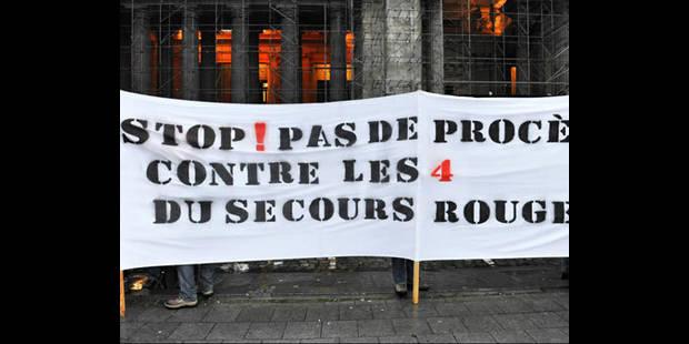 """Renvoi des """"Secours rouge"""" en correctionnelle - La DH"""