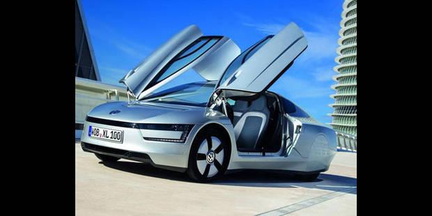 La VW XL1, du concept à la route - La DH