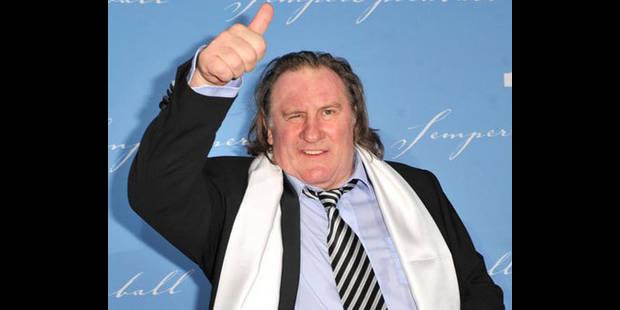 Depardieu, ce cinéaste tchétchène - La DH