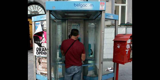 La fin des cabines téléphoniques ! - La DH