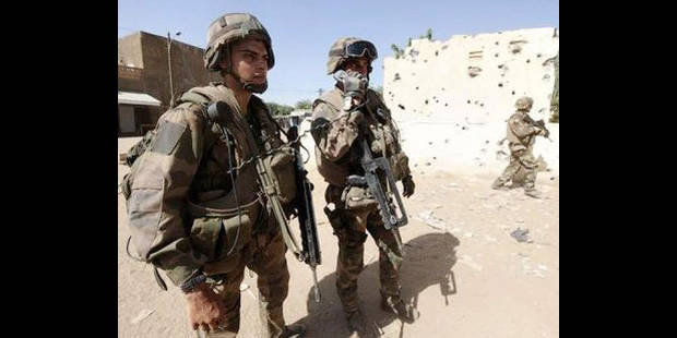 Mali: la France intéressée par une participation belge supplémentaire - La DH