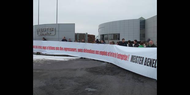 Meister: 1min de silence, un an après l'attaque - La DH