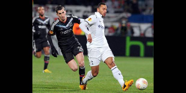 Europa League: Dembele élimine Lyon - La DH