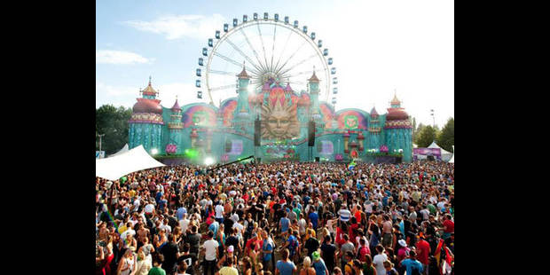 Tomorrowland 2013 en Belgique et... à l'étranger - La DH