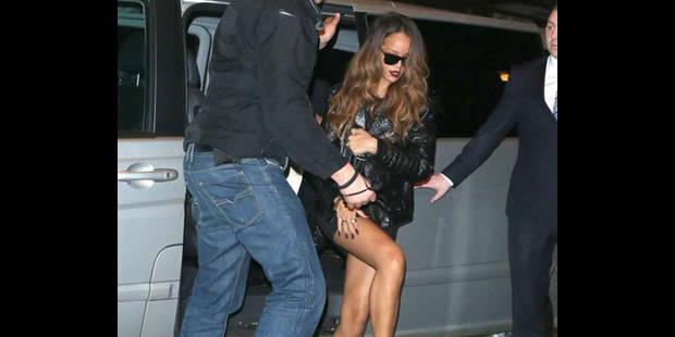Rihanna agressée - La DH