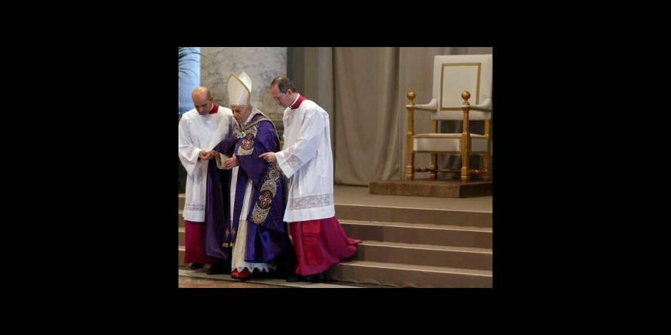 Le Conclave pour élire le nouveau Pape pourrait être avancé