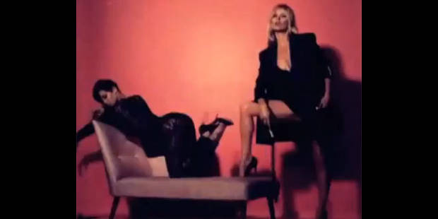 Kate Moss, Rihanna et leur jeu sado-maso - La DH