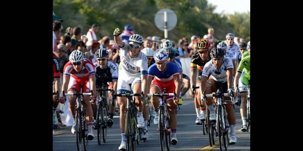 Kittel sprinte vers la victoire à Oman - La DH