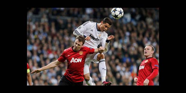 Manchester United tient le Real en échec à Madrid (1-1) - La DH
