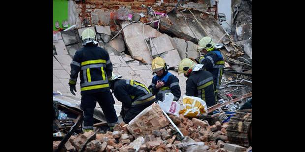 Explosion à Rocourt: le périmètre de sécurité élargi - La DH