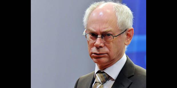 """Herman Van Rompuy """"absolument méconnu"""" de ses compatriotes ? - La DH"""