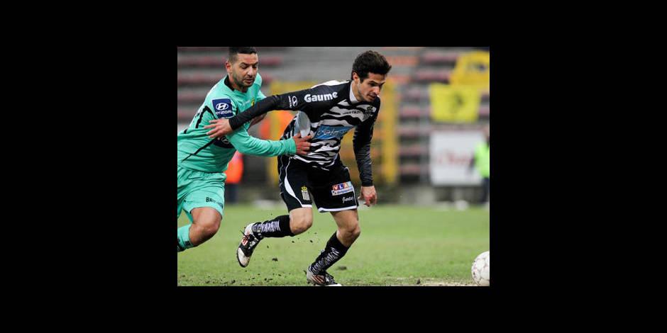 """Bayat : """"Charleroi a prouvé  qu'il avait sa place en D1"""""""