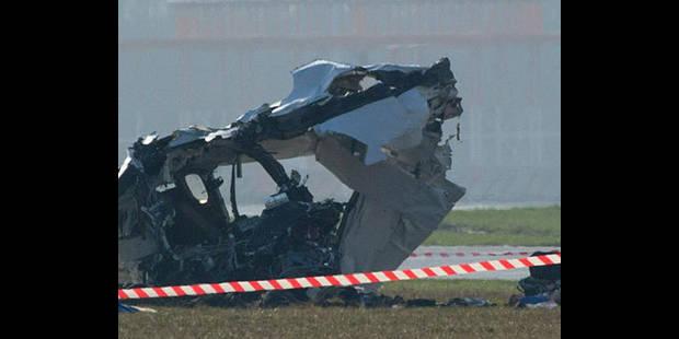 Crash à Charleroi: les funérailles des cinq victimes le 18 février - La DH
