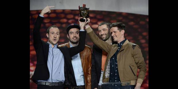 C2C grands vainqueurs des Victoires de la musique avec 4 trophées - La DH
