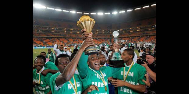 Le Nigéria remporte la 3e CAN de son histoire - La DH