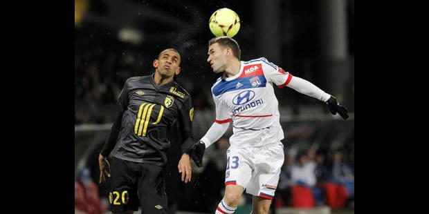 Ligue 1 : Lyon et Marseille laissent filer Paris - La DH