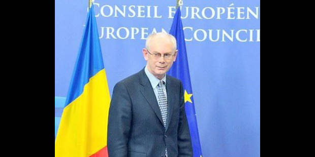 Van Rompuy annonce un accord sur le budget européen sur Twitter - La DH