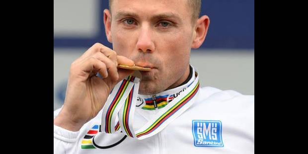 """Sven Nys: """"je vais en profiter un maximum"""" - La DH"""
