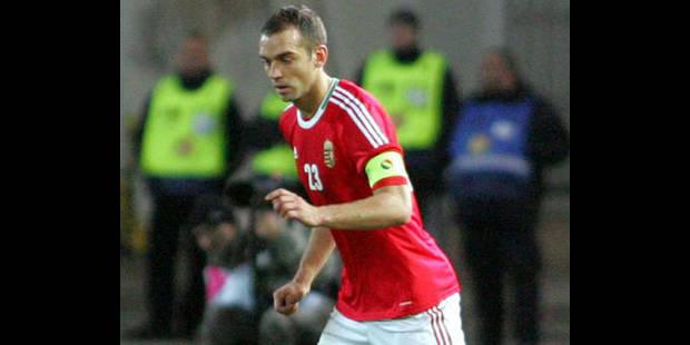 Roland Juhasz  perd sa place en équipe nationale - La DH
