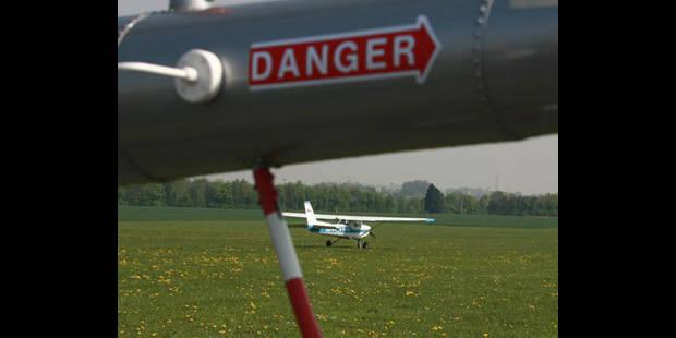 Prévot inquiet pour l'aérodrome - La DH