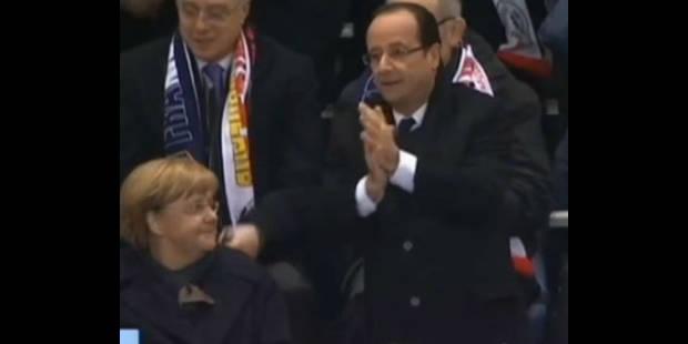 Quand Hollande se moque de Valbuena - La DH