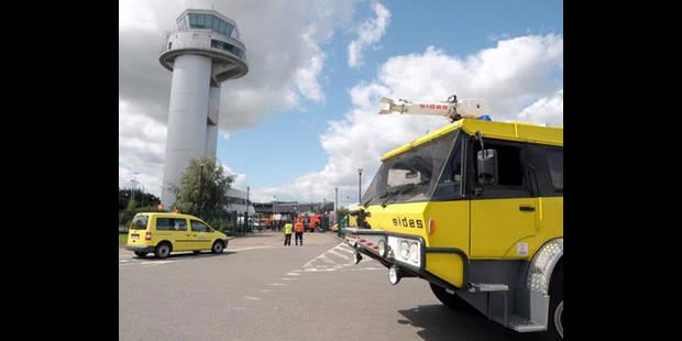 La Région wallonne rachète la zone militaire à Liège Airport - La DH