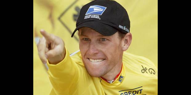 """""""Armstrong est bien l'objet d'une enquête judiciaire fédérale"""" - La DH"""