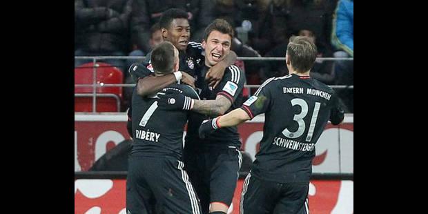 Bundesliga: le Bayern en solide leader - La DH