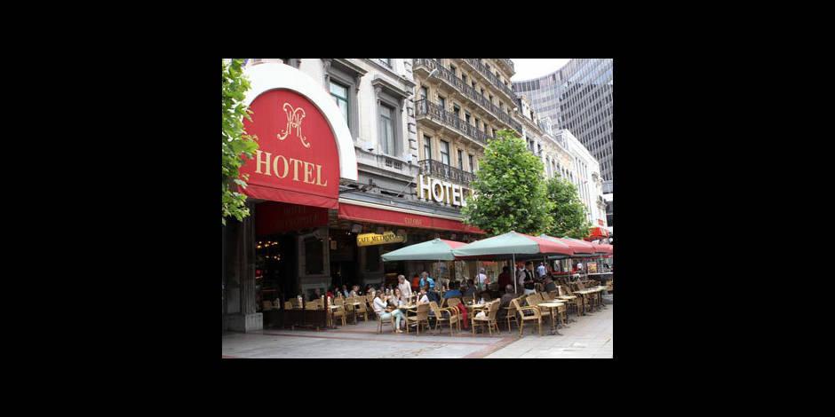 2012, une mauvaise année pour le secteur hôtelier bruxellois