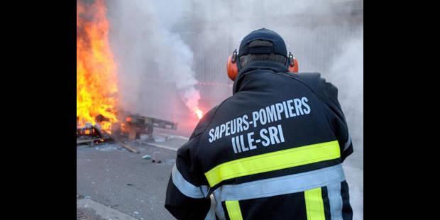 Un septuagénaire perd la vie dans l'incendie de son habitation à Stoumont - La DH
