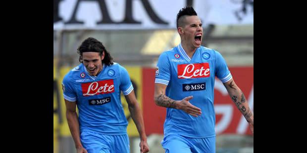 Serie A: Naples relance la course au Scudetto - La DH