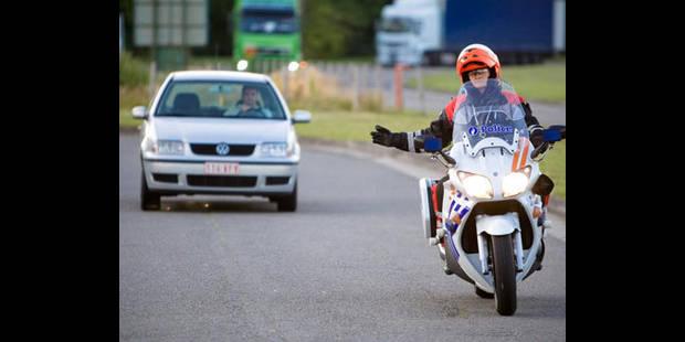 Fin de la phase de pré-alerte routière en Wallonie - La DH