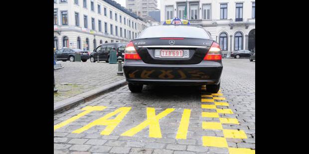 Les taximen manifestent  mardi à Bruxelles - La DH