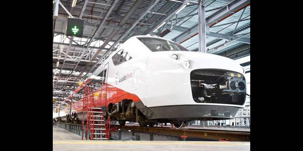 Fyra: la SNCB dément effectuer des tests avec une locomotive T-18 - La DH