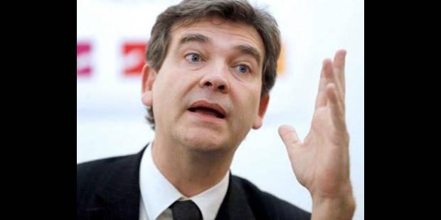"""Montebourg: Mittal pratique le """"chantage"""" et le """"mensonge"""" - La DH"""