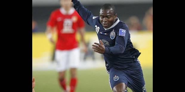 """Acheampong: """"Génial d'être enfin à Anderlecht"""" - La DH"""