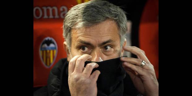 Le Real nie tout bras de fer entre les joueurs et Mourinho - La DH
