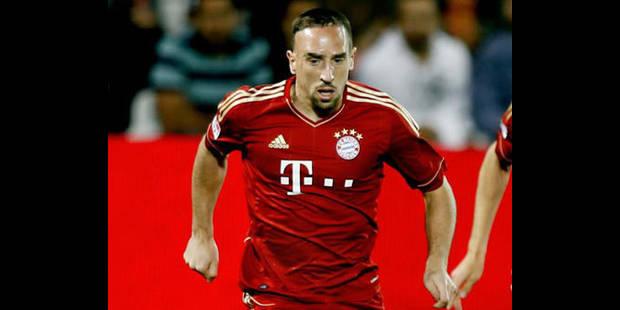 """Ribéry: """"Je suis bon comme jamais"""" - La DH"""