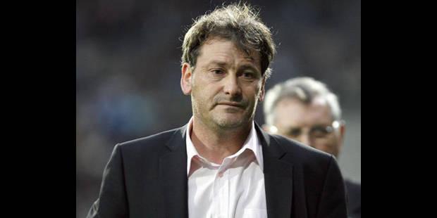 Jacky Mathijssen est le nouvel entraîneur du Beerschot - La DH