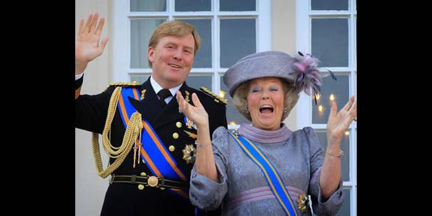 """Reine Beatrix: """"Il est temps de passer le flambeau"""" - La DH"""